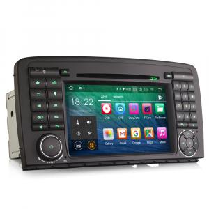 Navigatie auto, Pachet dedicat Mercedes R-Class W251 , Android 10.0, 7 inch [3]