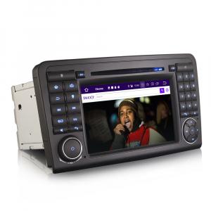 Navigatie auto, Pachet dedicat Mercedes Benz ML-Class W164, Android 10.0, 7 inch5