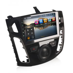 Navigatie auto, Pachet dedicat FORD Focus,9 inch, Android 10.01