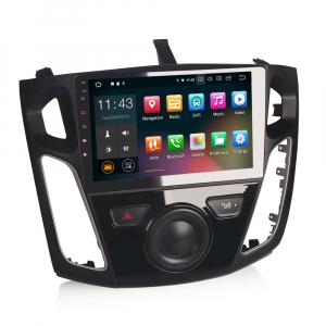 Navigatie auto, Pachet dedicat FORD Focus,9 inch, Android 10.04