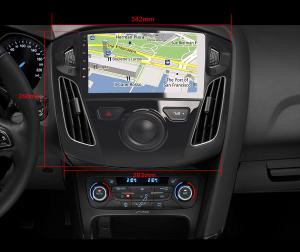 Navigatie auto, Pachet dedicat FORD Focus,9 inch, Android 10.09