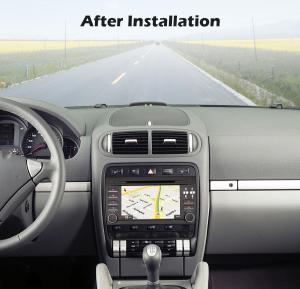 Navigatie auto, Pachet dedicat Porsche Cayenne,7 inch, Android 10 [8]