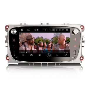 Navigatie auto 2 din, Pachet dedicat Ford Focus Mondeo, 7 Inch, Android 10.05