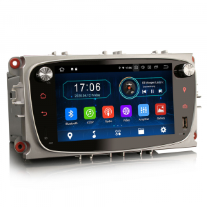Navigatie auto 2 din, Pachet dedicat Ford Focus Mondeo, 7 Inch, Android 10.03