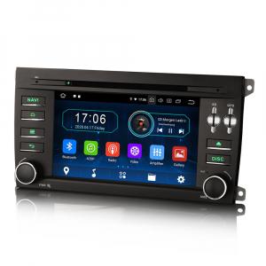 Navigatie auto, Pachet dedicat Porsche Cayenne,7 inch, Android 10, Octa Core2