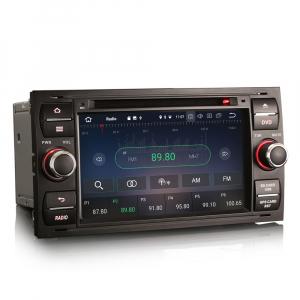 Navigatie auto 2Din, Pachet dedicat Ford Focus Kuga Transit Galaxy, 7 Inch, Android 10.06