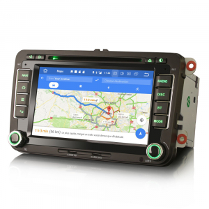 Navigatie auto, Pachet dedicat VW Caddy MK6 Polo Magotan Seat Leon Skoda Superb, Android 10.0, 7 inch,Octa Core [5]