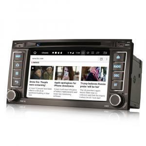 Navigatie auto, Pachet dedicat VW TOUAREG T5 Multivan, 7 Inch, Android 10.0,Octa Core1