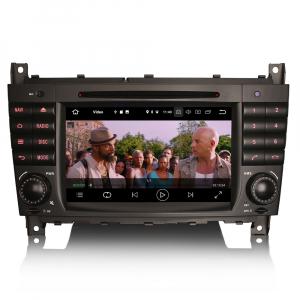 Navigatie auto, Pachet dedicat MercedesBenz C-Class W203 CLC CLK W209,7 inch, Android 10, Octa Core5