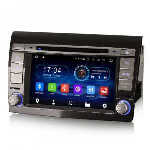 Navigatie auto, Pachet dedicat Fiat Bravo ,7 inch, Android 10 [2]