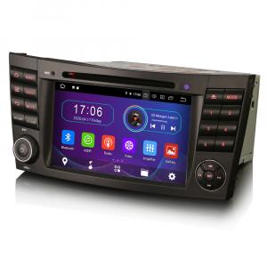 Navigatie auto, Pachet dedicat Benz E Class W211,7 inch, Android 10.05