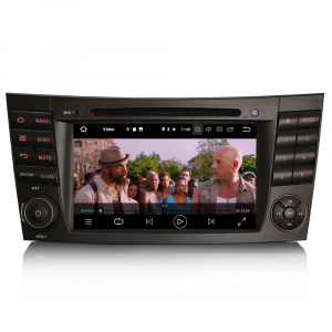 Navigatie auto, Pachet dedicat Benz E Class W211,7 inch, Android 10.06