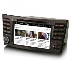 Navigatie auto, Pachet dedicat Benz E Class W211,7 inch, Android 10.0 [2]