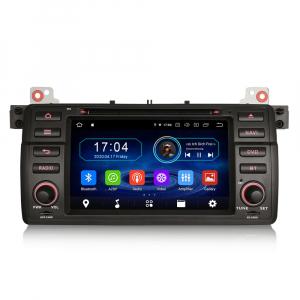 Navigatie auto, Pachet dedicat BMW M3 E46 3er 318 Rover 75,7 inch, Android 10.0, Octa Core [0]