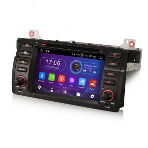 Navigatie auto, Pachet dedicat BMW M3 E46 3er 318 Rover 75,7 inch, Android 10.0, Octa Core [4]