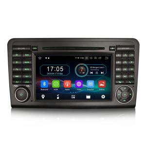 Navigatie auto, Pachet dedicat Mercedes-Benz ML-Class W164 GL-Class X164 ,7 inch, Android 10, Octa Core [0]