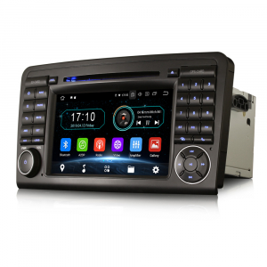Navigatie auto, Pachet dedicat Mercedes-Benz ML-Class W164 GL-Class X164 ,7 inch, Android 10, Octa Core [4]