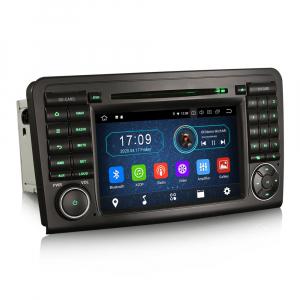 Navigatie auto, Pachet dedicat Mercedes-Benz ML-Class W164 GL-Class X164 ,7 inch, Android 10, Octa Core [7]