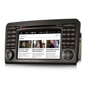 Navigatie auto, Pachet dedicat Mercedes-Benz ML-Class W164 GL-Class X164 ,7 inch, Android 10, Octa Core [2]