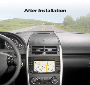 Navigatie auto, Pachet dedicat Mercedes Benz W169 W245 Viano Vito A-Class B-Class,7 inch, Android 10, Octa Core [7]