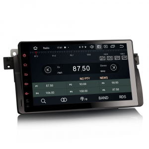 Navigatie auto, Pachet dedicat BMW Seria 3, 9 inch, Android 10.0, Octa Core7