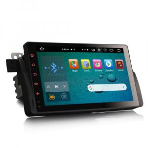 Navigatie auto, Pachet dedicat BMW Seria 3, 9 inch, Android 10.0, Octa Core2