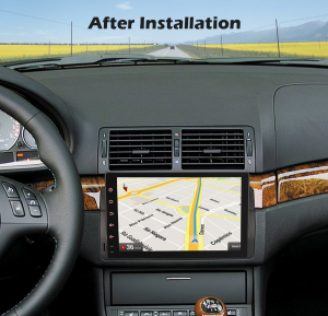 Navigatie auto, Pachet dedicat BMW Seria 3, 9 inch, Android 10.0, Octa Core9