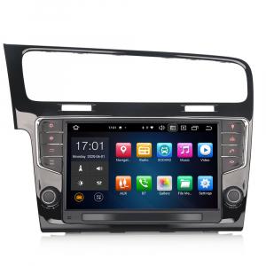 Navigatie auto 2Din, VW GOLF VII/7, Android 10, 9 inch, Octa core CPU [0]