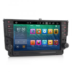 Navigatie auto 2Din, VW GOLF VII/7, Android 10, 9 inch, Octa core CPU [7]