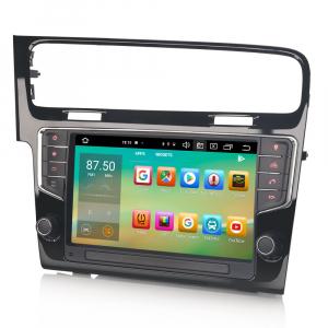 Navigatie auto 2Din, VW GOLF VII/7, Android 10, 9 inch, Octa core CPU [1]