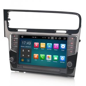 Navigatie auto 2Din, VW GOLF VII/7, Android 10, 9 inch, Octa core CPU [3]
