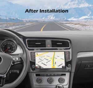 Navigatie auto 2Din, VW GOLF VII/7, Android 10, 9 inch, Octa core CPU [8]