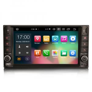 Navigatie auto, Pachet dedicat TOYOTA COROLA HILUX RAV4, 7 inch, Android 10, Octa Core0