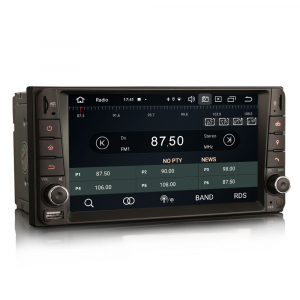 Navigatie auto, Pachet dedicat TOYOTA COROLA HILUX RAV4, 7 inch, Android 10, Octa Core6