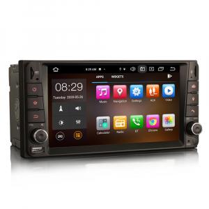 Navigatie auto, Pachet dedicat TOYOTA COROLA HILUX RAV4, 7 inch, Android 10, Octa Core3