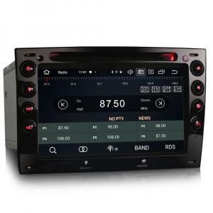 Navigatie auto, Pachet dedicat Renault Megane, 7 Inch,Android 10.0, Octa Core6