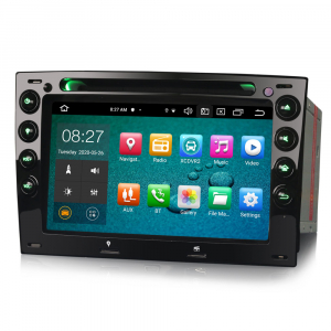 Navigatie auto, Pachet dedicat Renault Megane, 7 Inch,Android 10.0, Octa Core1