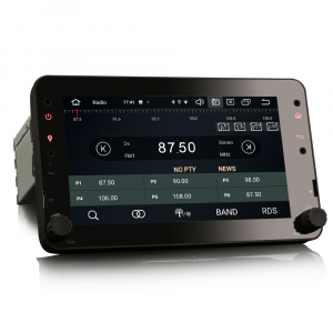 Navigatie auto 2 din, Pachet dedicat Alfa Romeo Spider 159 Brera, 7 Inch, Android 10.0, Octa Core [7]