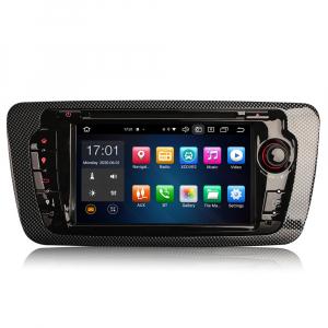 Navigatie auto, Pachet dedicat SEAT IBIZA, Android 10.0,7 inch, Octa Core0