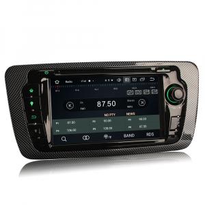 Navigatie auto, Pachet dedicat SEAT IBIZA, Android 10.0,7 inch, Octa Core5