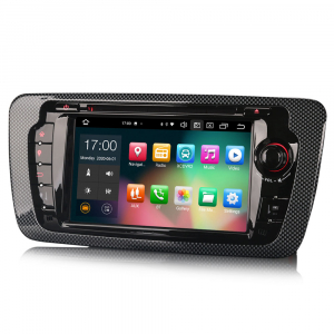 Navigatie auto, Pachet dedicat SEAT IBIZA, Android 10.0,7 inch, Octa Core1