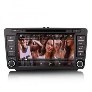 Navigatie auto dedicata SKODA OCTAVIA YETI RAPID SUPERB, 8 Inch, Android 10.0, Octa Core7