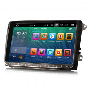 Navigatie auto, Pachet dedicat VW Passat Seat Skoda, 9 Inch, Android 10.0, Octa Core [5]