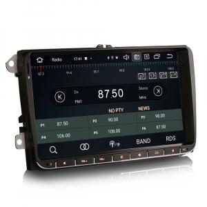 Navigatie auto, Pachet dedicat VW Passat Seat Skoda, 9 Inch, Android 10.0, Octa Core [6]