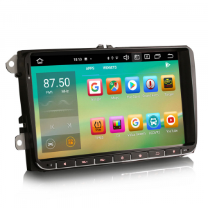 Navigatie auto, Pachet dedicat VW Passat Seat Skoda, 9 Inch, Android 10.0, Octa Core [3]