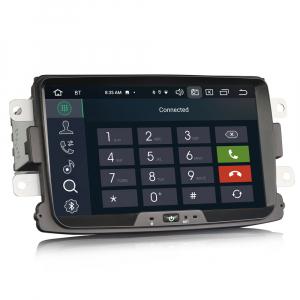 Navigatie auto, Pachet dedicat Renault Dacia Duster Logan Sandero Dokker, 8 Inch, Android 10.0, Octa Core1
