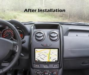 Navigatie auto, Pachet dedicat Renault Dacia Duster Logan Sandero Dokker, 8 Inch, Android 10.0, Octa Core9