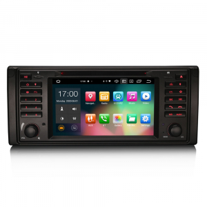 Navigatie auto, Pachet dedicat BMW E39 E53 Range Rover L322, Android 10.0, 7 Inch, Octa Core [0]