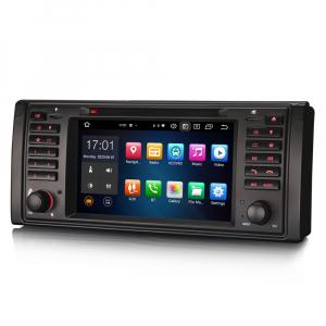 Navigatie auto, Pachet dedicat BMW E39 E53 Range Rover L322, Android 10.0, 7 Inch, Octa Core [3]