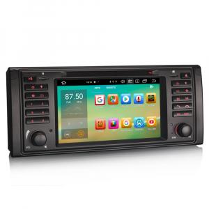 Navigatie auto, Pachet dedicat BMW E39 E53 Range Rover L322, Android 10.0, 7 Inch, Octa Core [4]